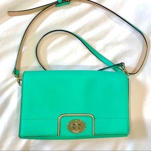 Kate Spade New York Turquoise Crossbody Bag